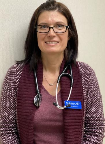 Nicole M. Moore, NP-C